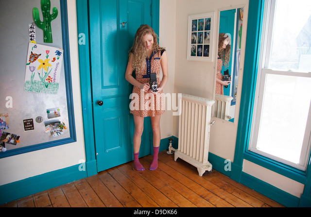 teenager bedroom stock photos & teenager bedroom stock images - alamy