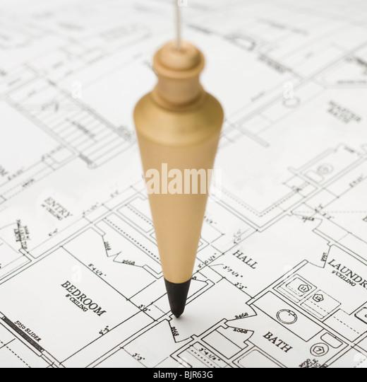 Plumb Bob Stock Photos Images
