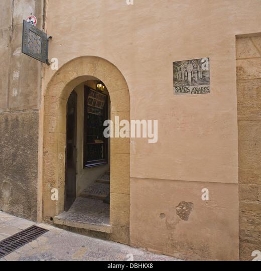Baños Arabes Palma De Mallorca:Banos Arabes Stock Photos & Banos Arabes Stock Images – Alamy