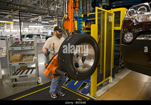 Tire factory not bicycle stock photos tire factory not for General motors assembly plant