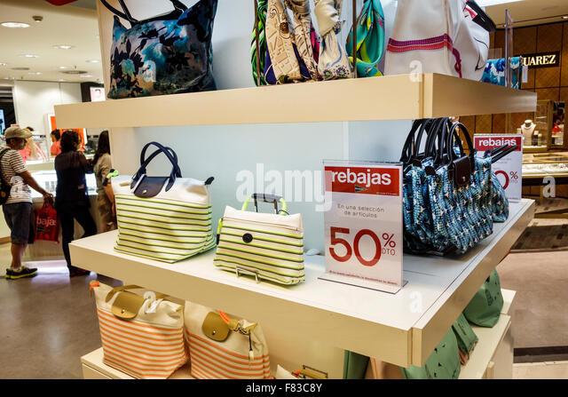 Madrid shopping department store stock photos madrid - El corte ingles puertas de interior ...