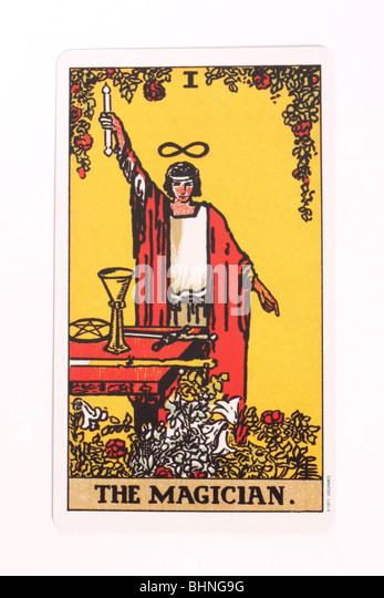 Magician Cards Stock Photos & Magician Cards Stock Images