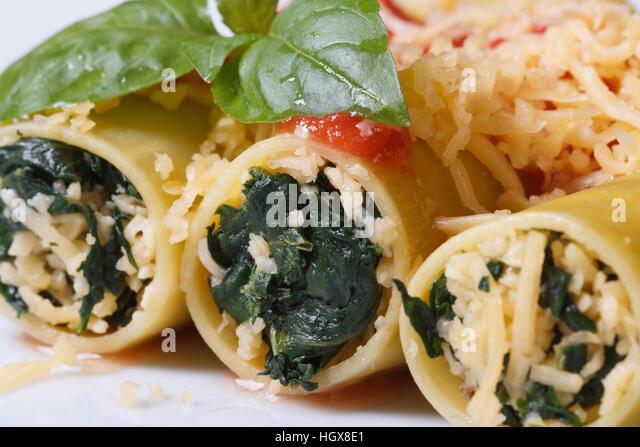 Baked Tomato Pasta Italy Stock Photos & Baked Tomato Pasta ...