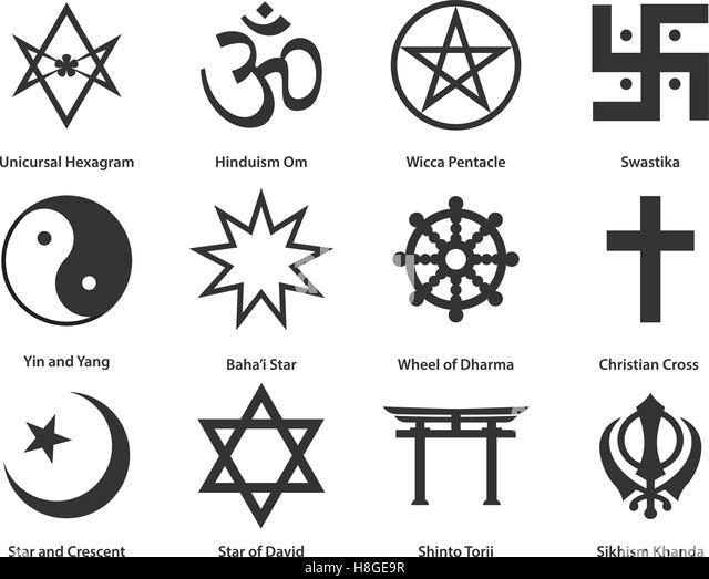 Religious Sign Sikhism Symbol Stock Photos & Religious Sign Sikhism ...