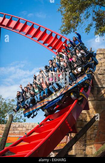 Busch Gardens Tampa Stock Photos Busch Gardens Tampa Stock Images Alamy