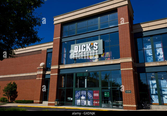 Dick goods in indianapolis sporting