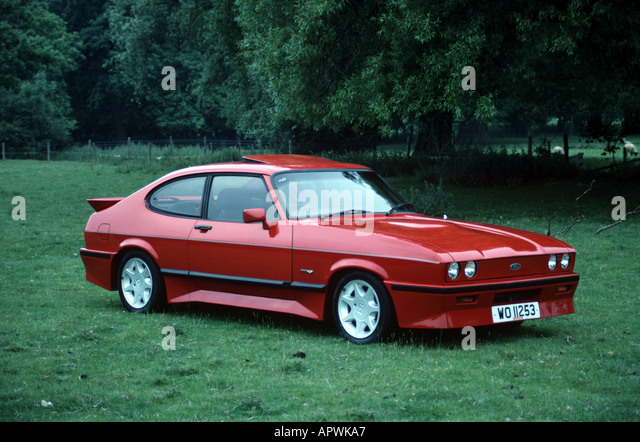 Ford Capri Red Stock Photos Amp Ford Capri Red Stock Images