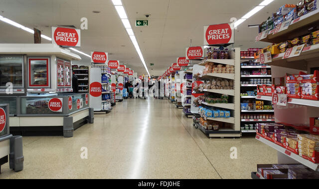 an analysis of sainsburys supermarket J sainsbury plc and the uk food retail industry  of sainsbury's current store portfolio in the supermarket sector to date.
