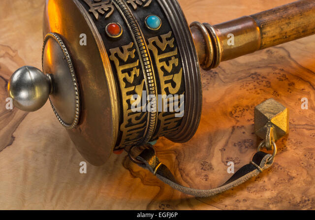 how to make a buddhist prayer wheel