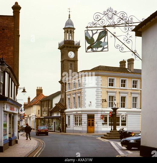 Harleston Norfolk Stock Photos & Harleston Norfolk Stock