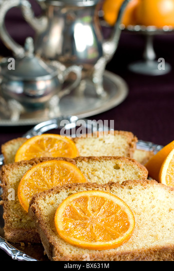 Chocolate Orange Madeira Cake