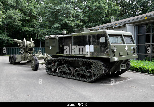 Tractor museum brabant
