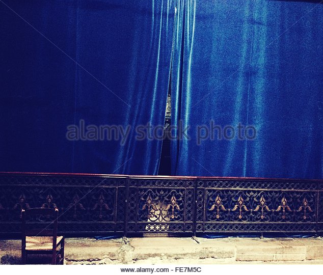 Curtains Ideas blue velvet curtains : Velvet Curtains Stock Photos & Velvet Curtains Stock Images - Alamy