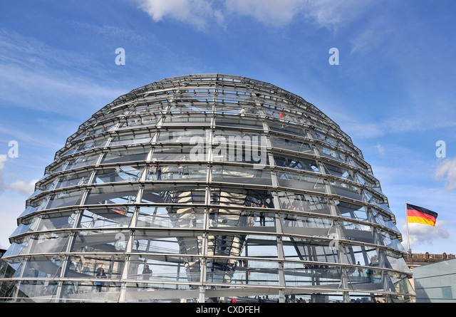 reichstag dome stock photos reichstag dome stock images alamy. Black Bedroom Furniture Sets. Home Design Ideas