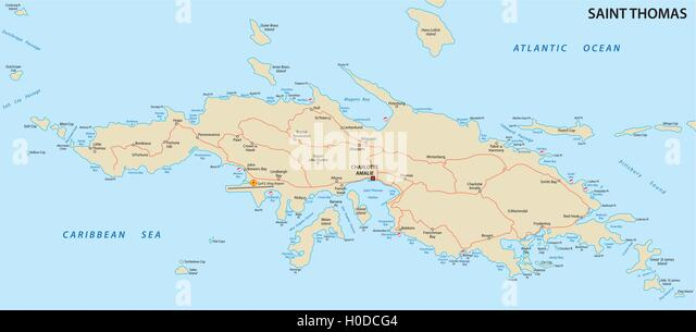 U S Virgin Islands Saint Airport Photos U S Virgin Islands – Map of Saint Thomas Virgin Islands