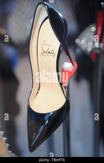 Christian Louboutin Shoes Stock Photos \u0026amp; Christian Louboutin Shoes ...