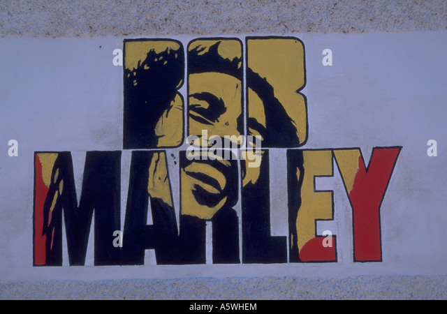 Bob marley stock photos bob marley stock images alamy for Bob marley wall mural