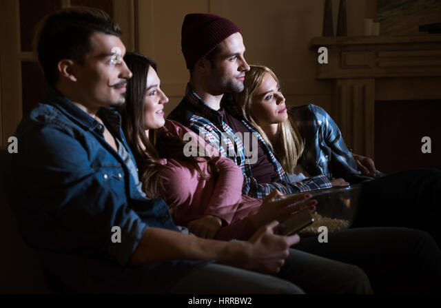 watching a movie at home vs How to enjoy a movie at home while there's nothing quite like watching a movie at the theater, watching a movie at home is often more convenient, more comfortable, and less expensive you may want to snuggle up and watch a movie solo, or.