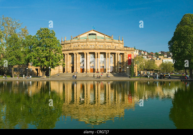 staatstheater stuttgart stock photos staatstheater stuttgart stock images alamy. Black Bedroom Furniture Sets. Home Design Ideas