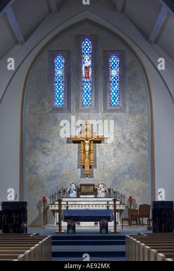Altar Catholic Church Stock Photos Amp Altar Catholic Church