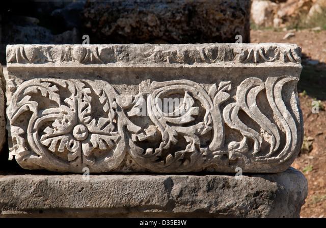 Ruinas romanas stock photos images