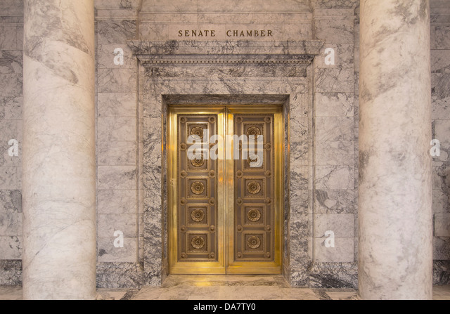 Washington State Capitol Building Senate Chamber Bronze Doors in Olympia - Stock Image & Roman Bronze Doors Stock Photos \u0026 Roman Bronze Doors Stock Images ... Pezcame.Com