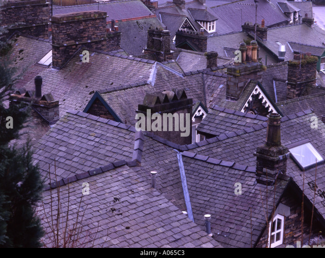 Slate Rooves Stock Photos Slate Rooves Stock Images Alamy