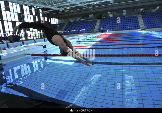 Swimming Pool Olympics Stock Photos Swimming Pool Olympics Stock Images Alamy