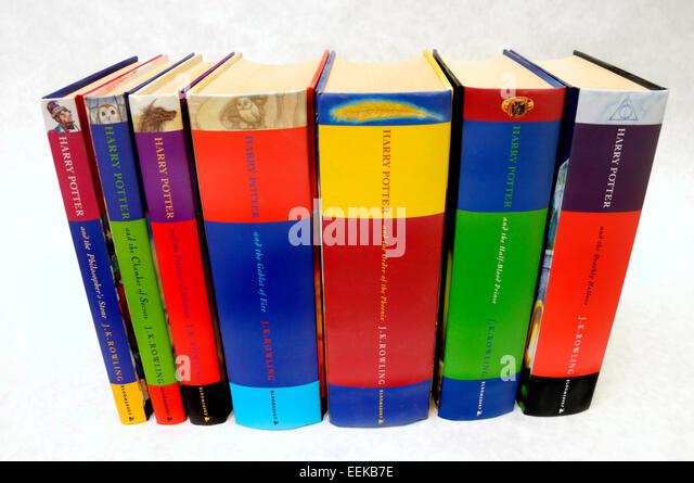 harry potter series books pdf