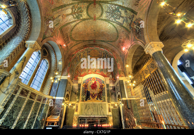 Westminster Cathedral Interior Stock Photos & Westminster ...