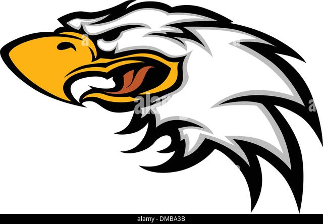 eagle mascot stock photos amp eagle mascot stock images alamy