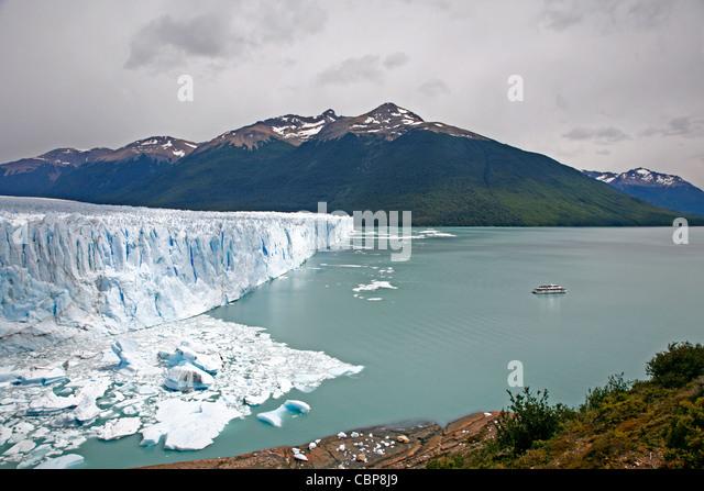 Perito Moreno Glacier, Argentina Stock Photos & Perito ...