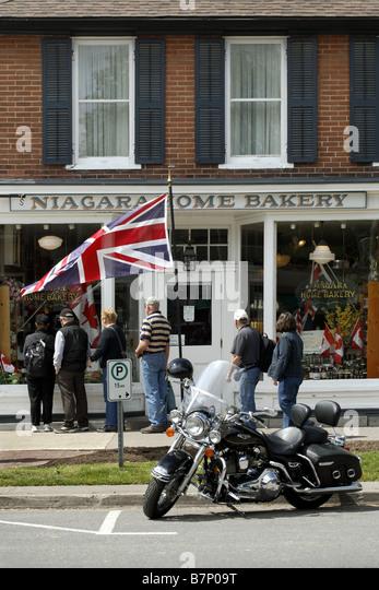 Cake Shop In Burnham High Street