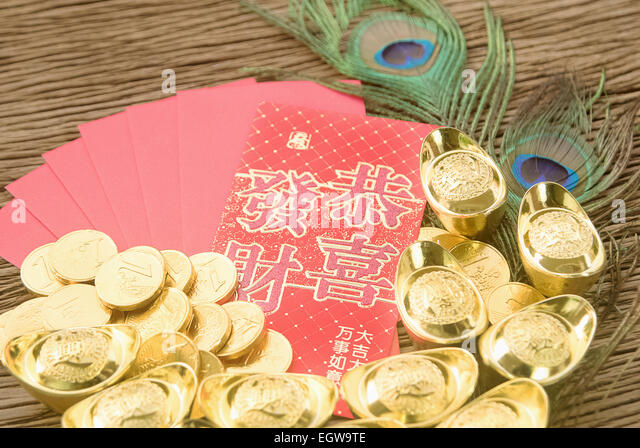 Money blessing stock photos money blessing stock images for Ang pow packet decoration
