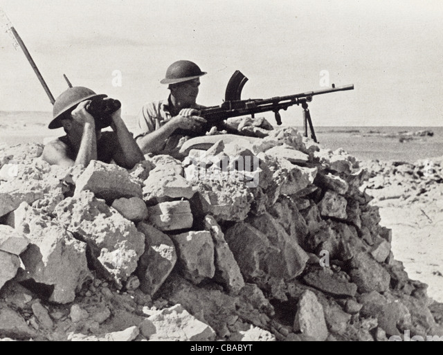 Image result for ww2 north africa sangar