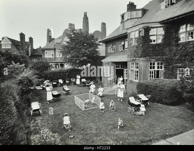 Gorgeous Hampstead Garden Stock Photos  Hampstead Garden Stock Images  Alamy With Exquisite Children And Carers In A Garden Hampstead London  Artist Unknown With Charming Savill Gardens Opening Times Also Asda Garden Toys In Addition Garden Party Buffet Ideas And How To Survive A Garden Gnome Attack As Well As Garden Shed Guttering Additionally Green Garden Furniture From Alamycom With   Exquisite Hampstead Garden Stock Photos  Hampstead Garden Stock Images  Alamy With Charming Children And Carers In A Garden Hampstead London  Artist Unknown And Gorgeous Savill Gardens Opening Times Also Asda Garden Toys In Addition Garden Party Buffet Ideas From Alamycom
