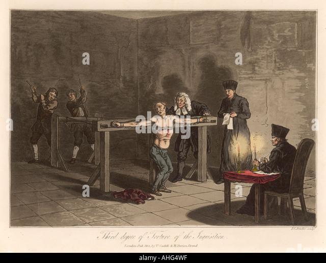 Torture inquisitoriale et nudit : la pudeur en question