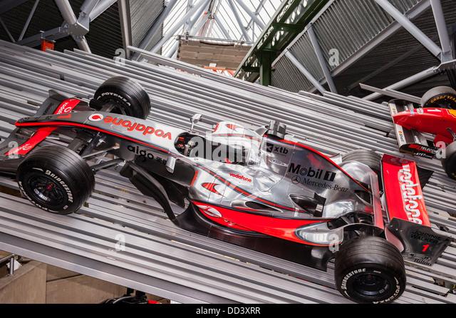 Classic Formula Racing Cars Stock Photos Classic Formula