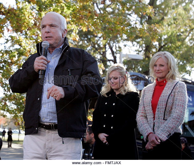 Meghan Mccain Stock Photos And Pictures: Cindy Mccain L Stock Photos & Cindy Mccain L Stock Images