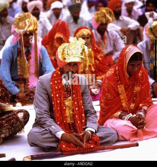 Monsoon Wedding Songs: Arranged Marriage India Stock Photos & Arranged Marriage