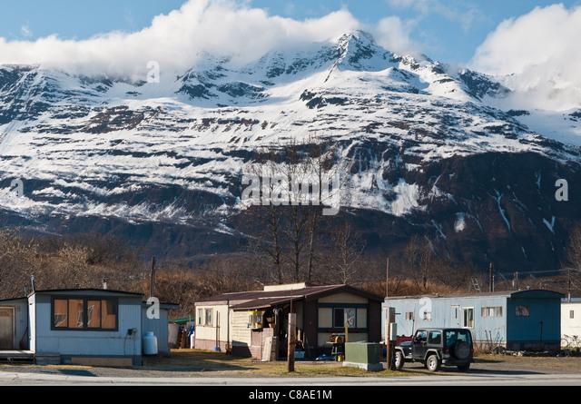 Mobile Home Park Valdez Alaska