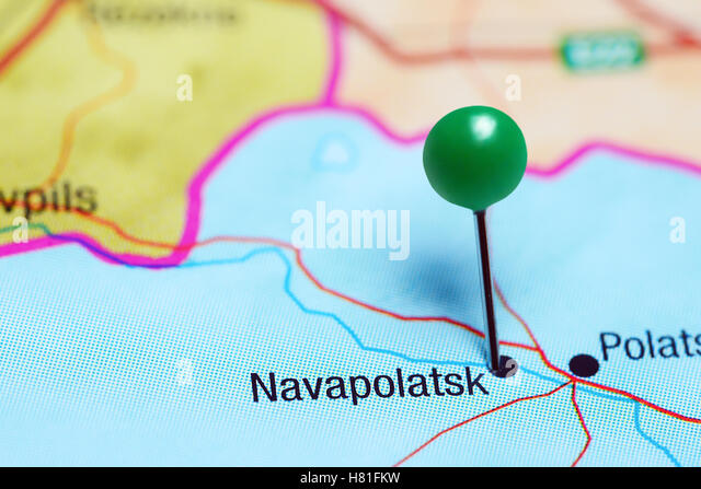 Novopolotsk Stock Photos Novopolotsk Stock Images Alamy - Navapolatsk map