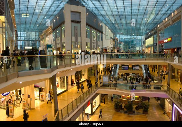 Shopfront exterior mall stock photos shopfront exterior mall stock images alamy for Interior exterior birmingham al