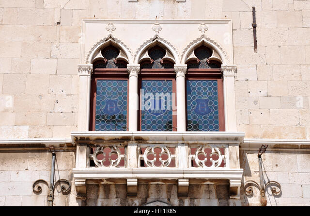 Venetian Balcony Stock Photos Amp Venetian Balcony Stock