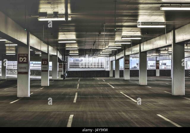Parking basement stock photos parking basement stock for Garage europe auto center fresnes