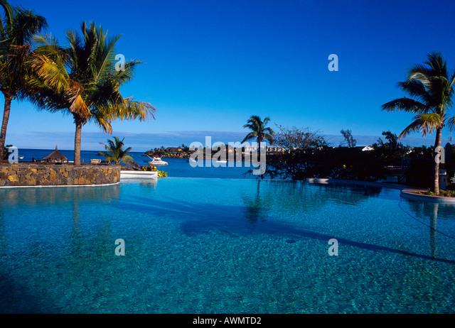 Maritim hotel mauritius stock photos maritim hotel for Swimming pool mauritius