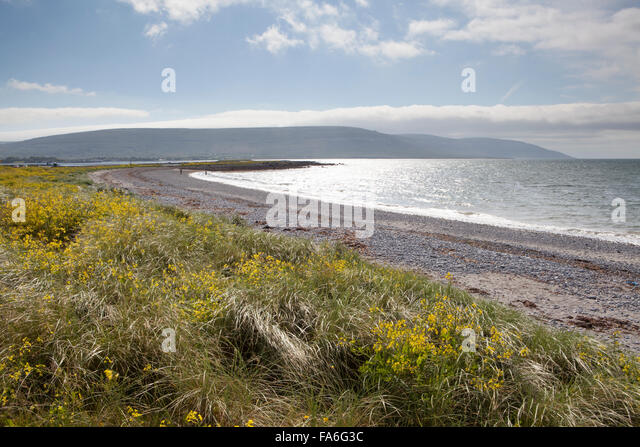Bishop S Quarter Beach Ballyvaughan County Clare