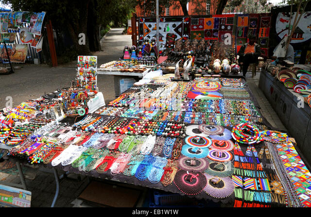 South african crafts stock photos south african crafts for Crafts for selling at market
