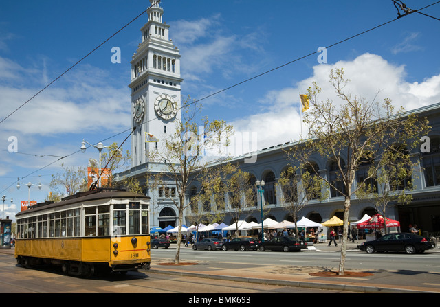 Ferry building and san francisco stock photos ferry for 1 hallidie plaza 2nd floor san francisco ca 94102