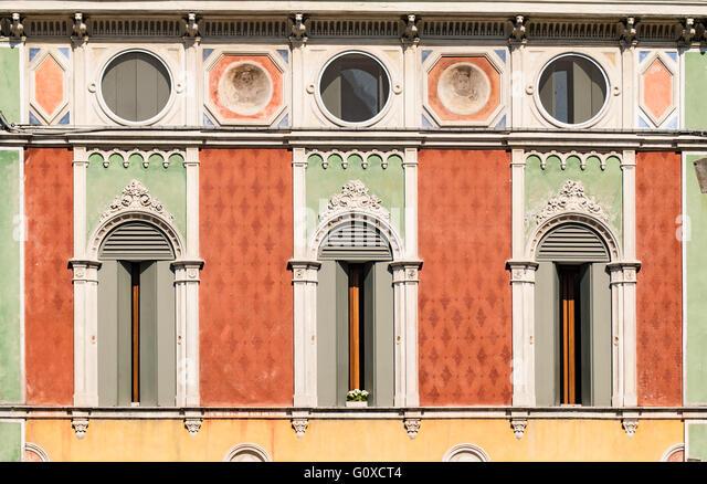 Venetian Gothic venetian gothic style stock photos & venetian gothic style stock